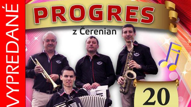 Progres + Kysucká vrchárska heligónka