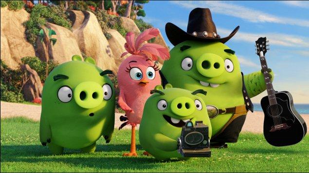 Angry Birds ve filmu