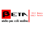 Beta rádio
