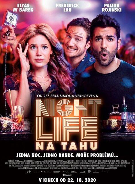 KINO: Nightlife: Na tahu (ZRUŠENO)