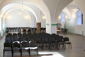 Velký (společenský) sál v přízemí