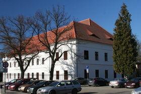 Budova Zámeckého kulturního centra od jihovýchodu