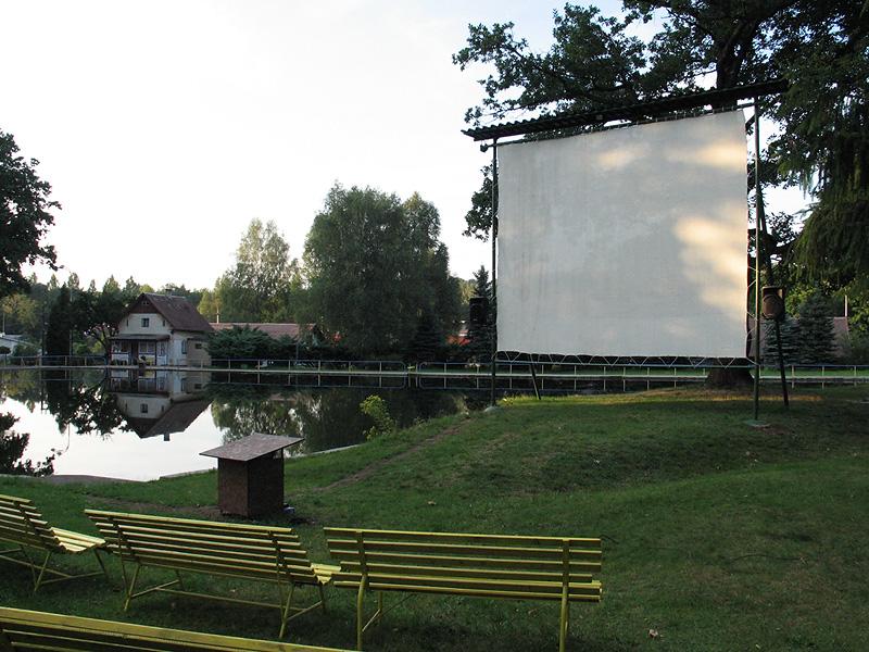 Letní kino Hejnice