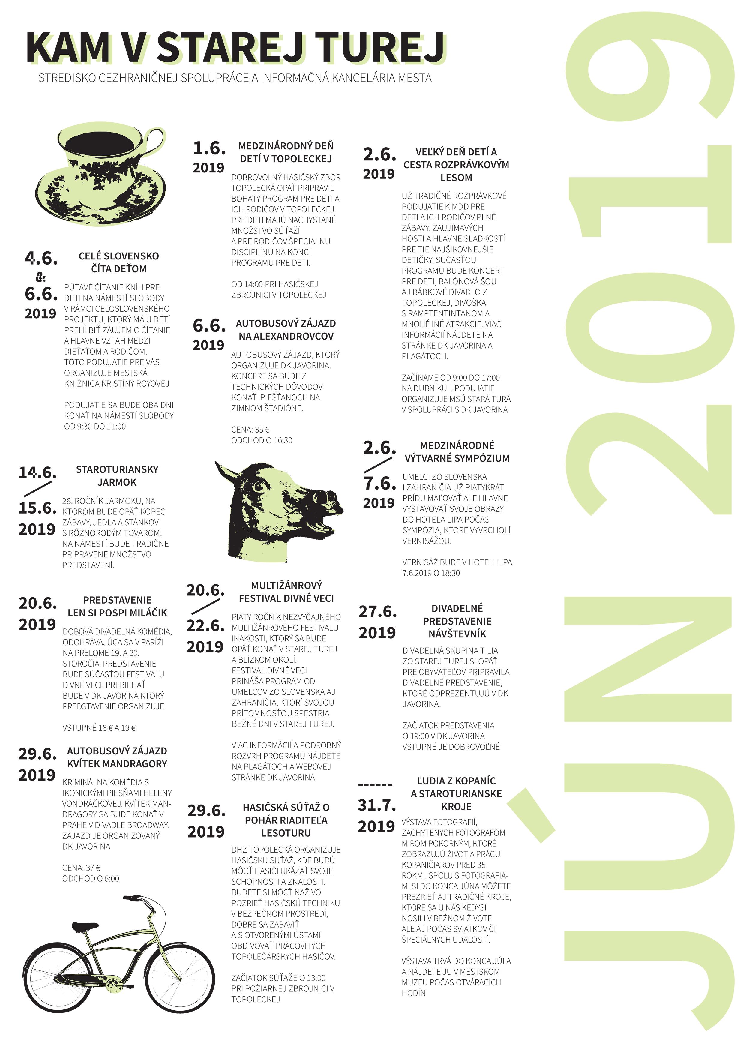 fc10e728e Kalendár podujatí | Dom kultúry Javorina
