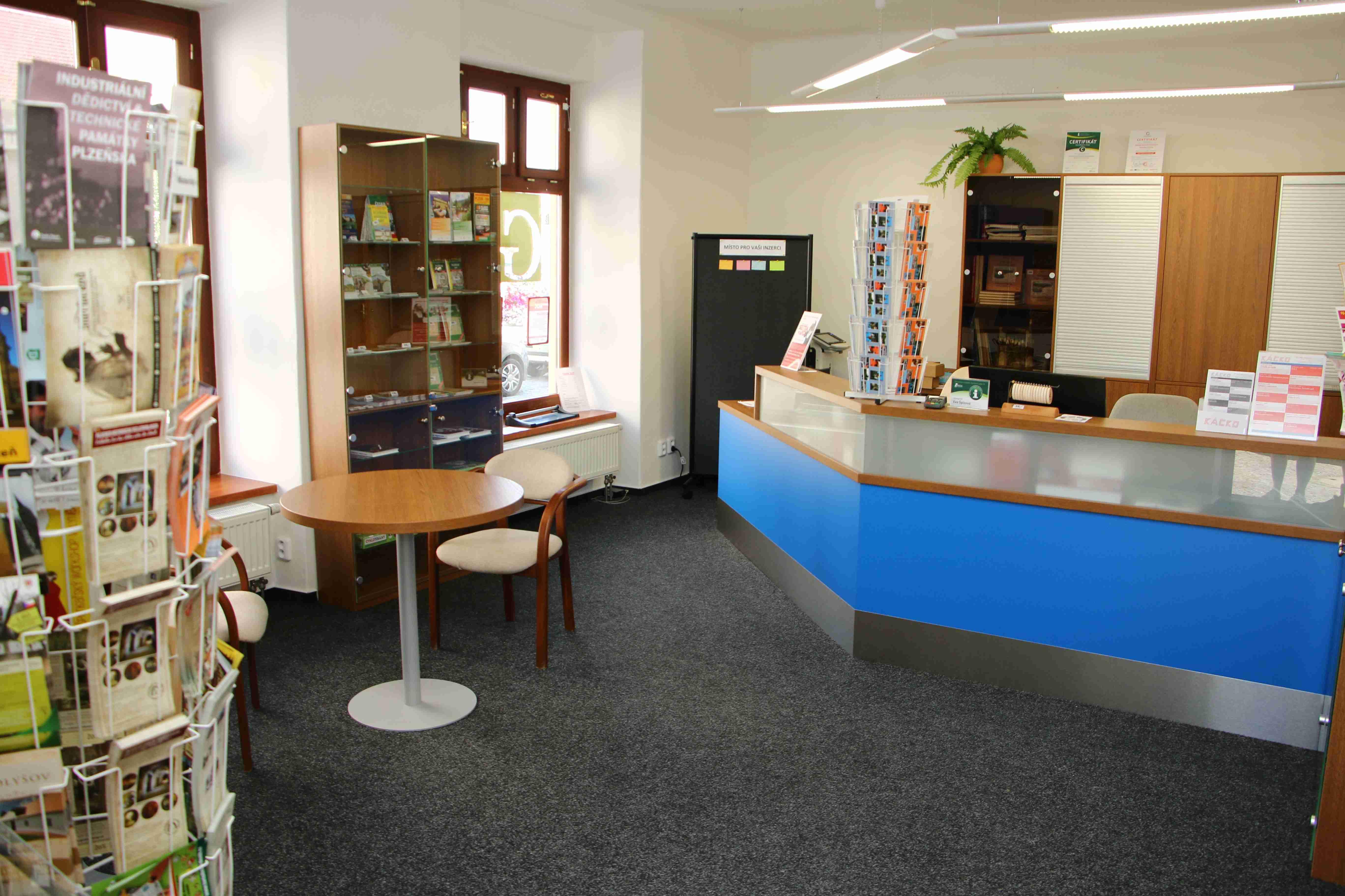 Informační centrum Dobřany