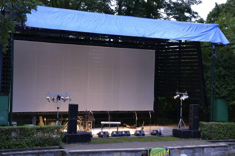 Letní kino Lysá