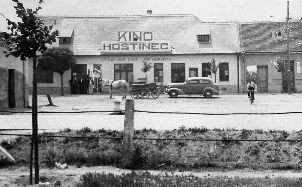 Kino U Horvátha