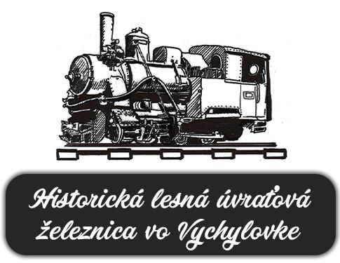 Historická lesná úvraťová železnica vo Vychylovke