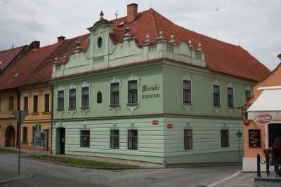 Městské informační centrum a Městské muzeum