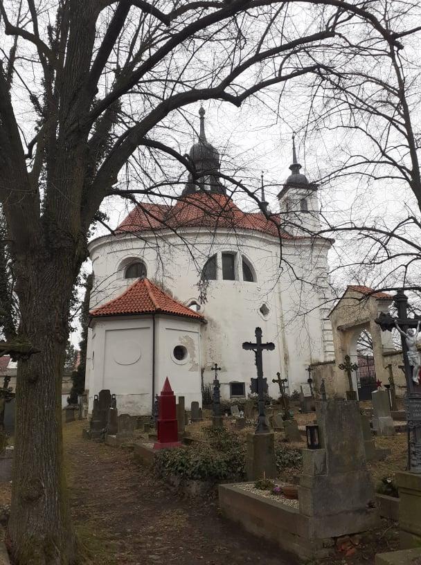 Starý městský hřbitov v Bechyni