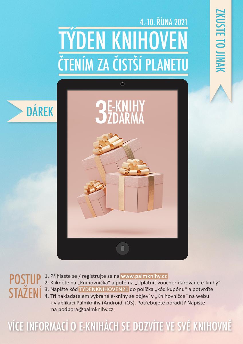 banner - 3 eknihy zdarma