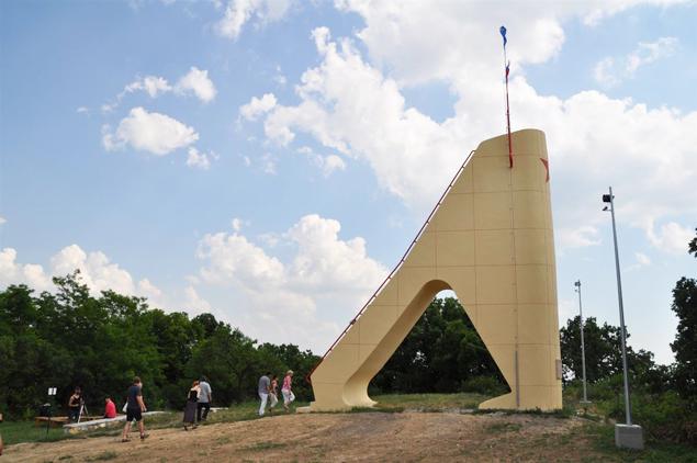 Šiklóš - pamätník