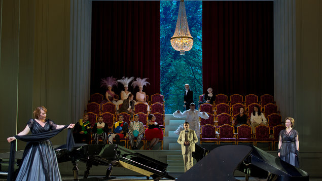 R. Strauss: Ariadna na Naxu