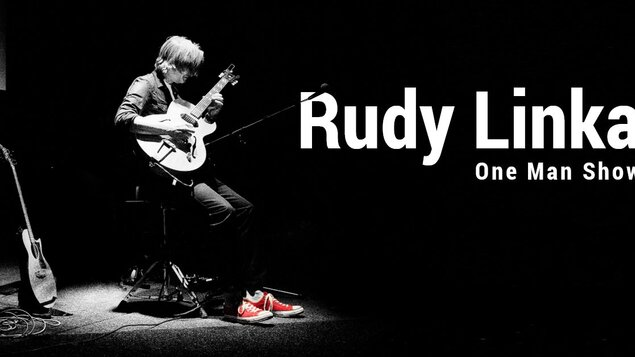 Rudy Linka One man show