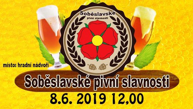Pivní slavnosti Soběslav
