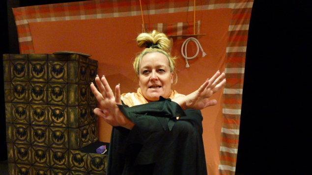 Jak Lesněnka učila Zirkonu čarovat - pohádka DS Okýnko