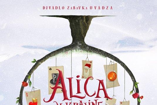 Alica v krajine Vianoc