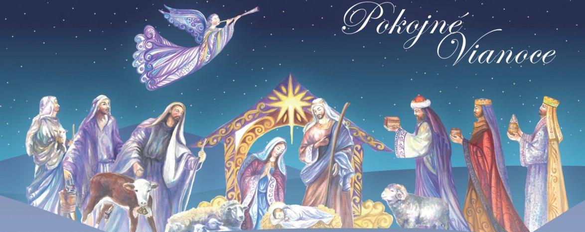 Otvorenie vianočného betlehemu