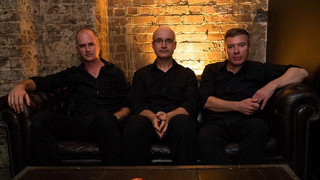 Darren Heinrich Organ Trio