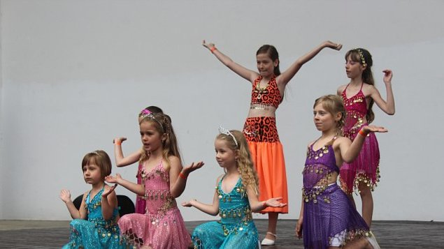 18. ročník Dance show Strakonice