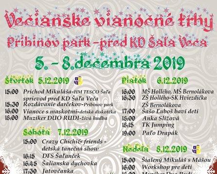 Večianske vianočné trhy