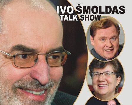 Ivo Šmoldas ~ talk show ~ přeloženo na 10. listopadu