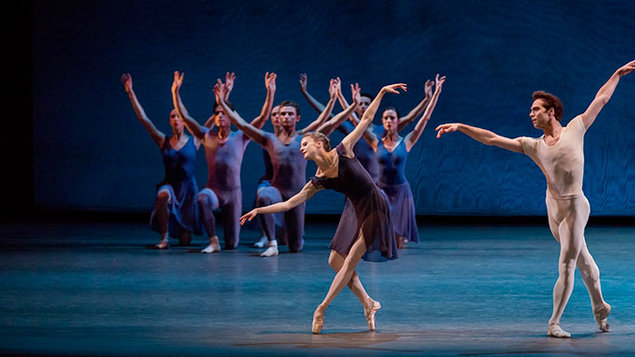 Jerome Robbins balet