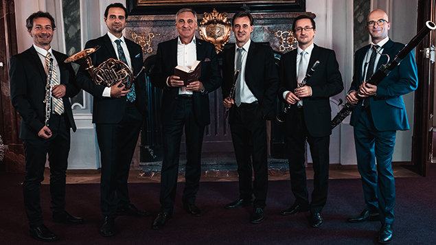 Prague Philharmonia Wind Quintet & Jan Čenský