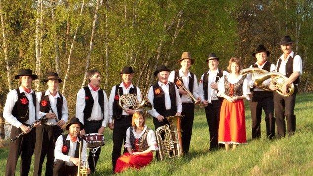 Promenádní koncert - Venkovská kapela