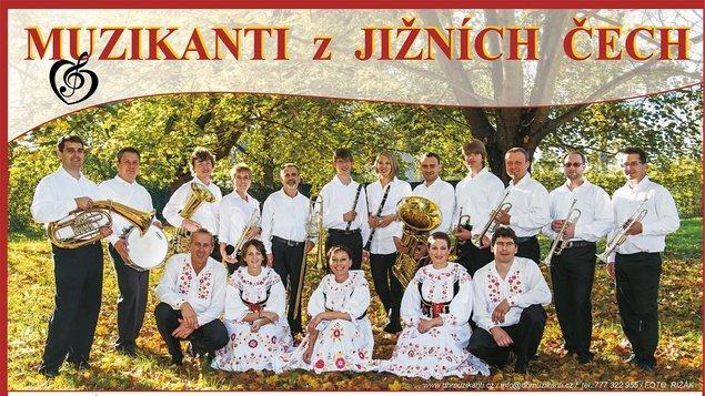 Muzikanti z Jižních Čech