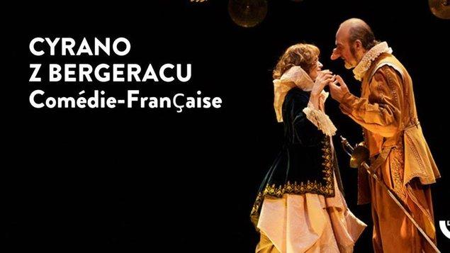 Divadlo v kine: Cyrano z Bergeracu