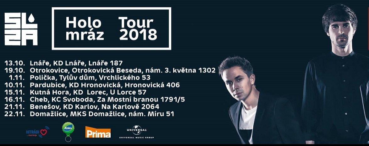 SLZA ~ Holomráz Tour 2018