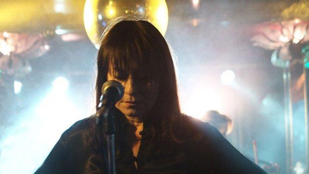 """Nico, 1988 (prednáška """"Rock vo filme"""")"""