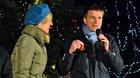 Zvonkový průvod s rozsvícením vánočního stromečku