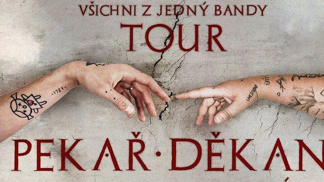 Společná tour Pekař & Jakub Děkan