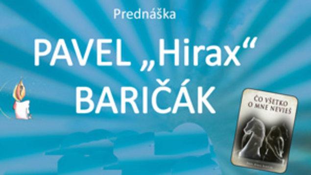 "Pavel ""HIRAX"" Baričák"