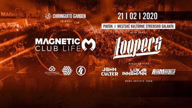 Party Magnetic Club Life 2020