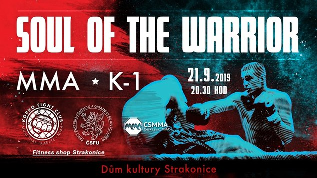 Soul of the Warrior 2019