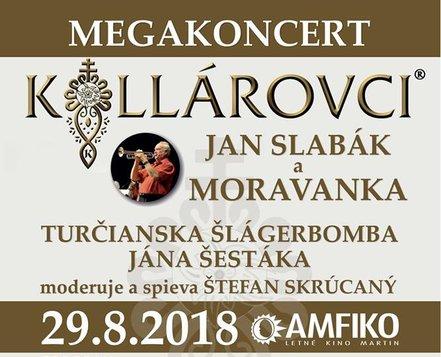 Megakoncert Kollárovci