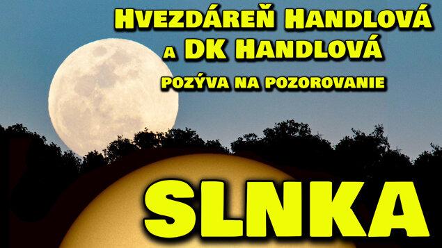 Pozorovanie SLNKA