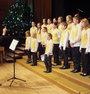 Předvánoční vystoupení pro rodiče a děti <br> Amosek a Comenius