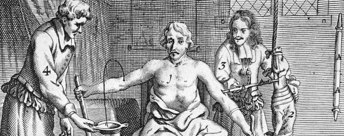 AKADEMIE TŘETÍHO VĚKU PROTIVÍN - Zábavná historie medicíny