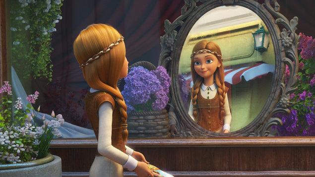 VÝHODNÝ PONDELOK ZA 4 EURÁ - Snehová kráľovná: Krajina zrkadiel