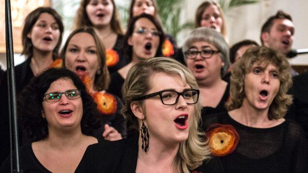 Brno Gospel Choir - adventní koncert - ZRUŠENO