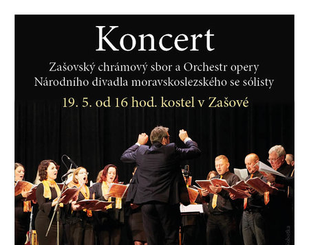 Zašovský chrám. sbor a Orchestr opery NDM