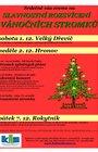 Slavnostní rozsvícení vánočních stromků