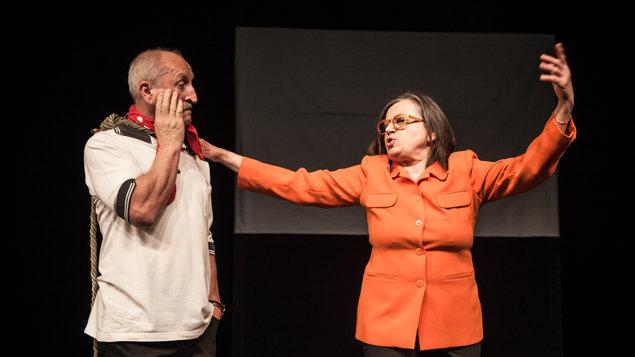 FESTIVAL 2017 Divadlo Komediograf: Manželství v kostce