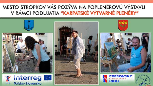 Karpatské výtvarné plenéry