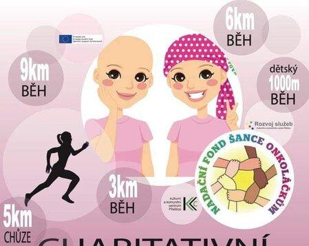 Charitativní běh pro onkoláčky