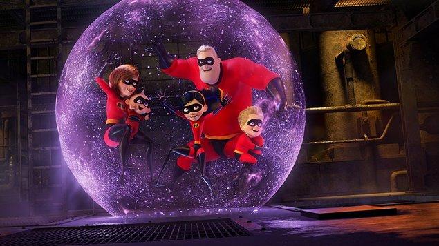 The Incredibles 2 /prefilm: Bao/